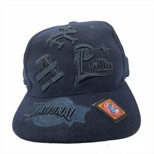 Cross Over Blue 100% Wool Embroidered Baseball Hat-8